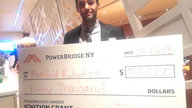 PowerBridge NY Ignition Grant