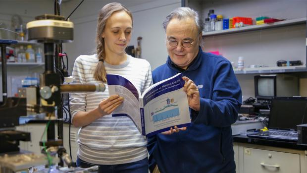 Tandon Grad Doesn't Just Know Optics, She Co-Wrote the Book | NYU