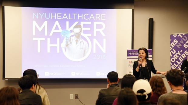 NYU Health Makerthon