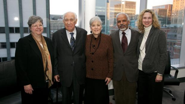 Group of people with dean sreeni