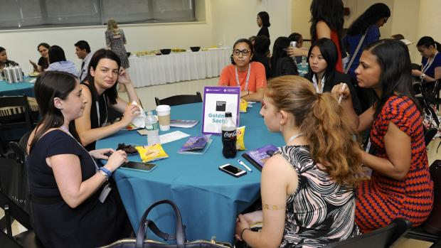 2015 Career Discovery in Cyber Security: A Women's Symposium