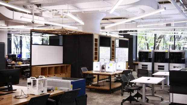 New Makerspace Finds Nyu Tandon And Brooklyn In The Thick