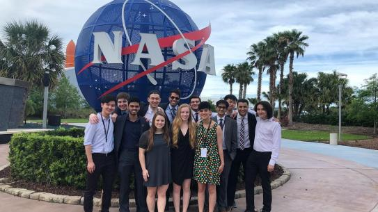 Robotics Team at NASA