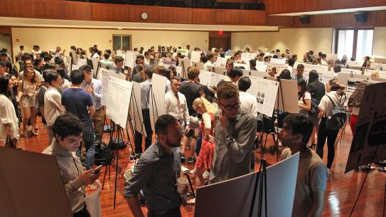 NYU Summer Research Poster Expo