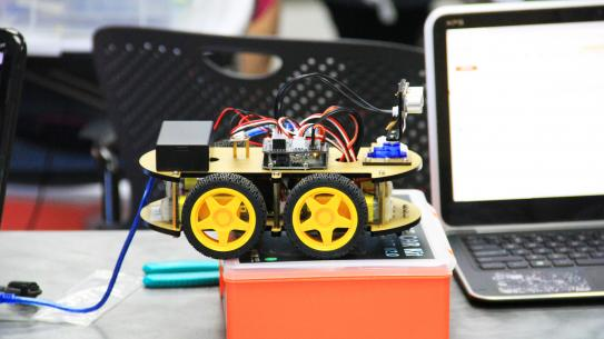 robotics car