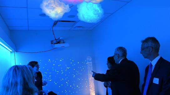 Dental Sensory Room