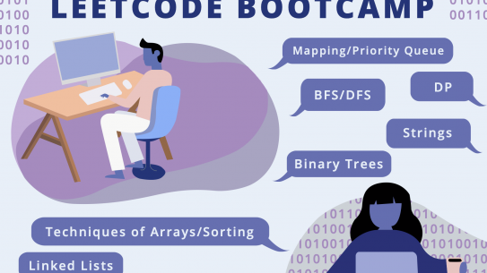 leetcode bootcamp promo graphic