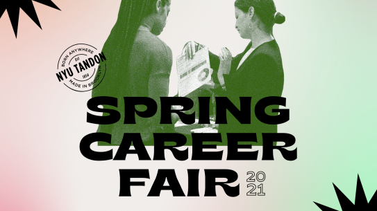 Virtual Career Fair Spring 2021