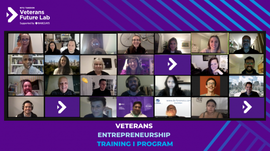 Veterans Entrepreneurship Training Program