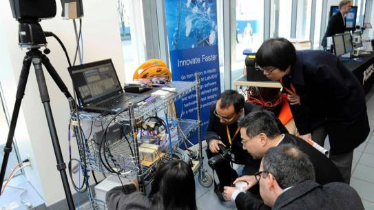 Latest developments showcased at 5G Summit