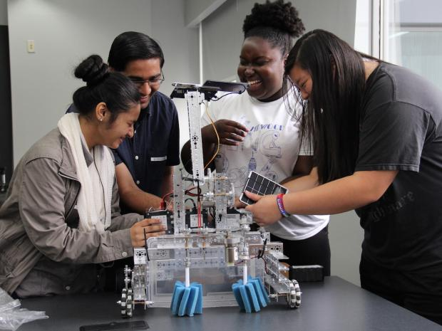 Summer Program For Automation Robotics And Coding Sparc Nyu