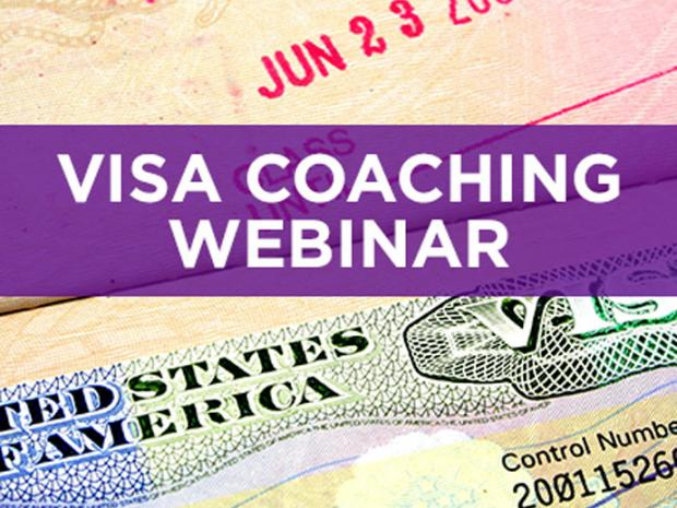 Visa Coaching Webinar