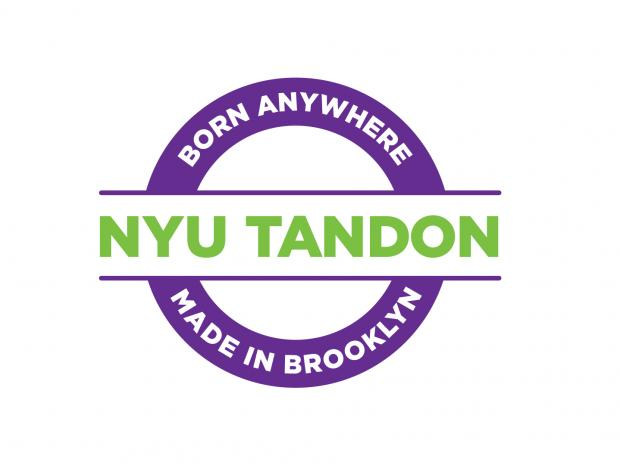 Born anywhere - Made in Brooklyn logo