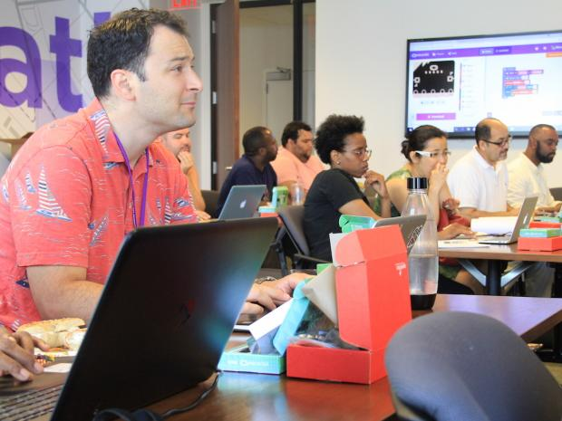 Teacher Programs | NYU Tandon School of Engineering