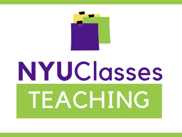 NYU Classes Teaching