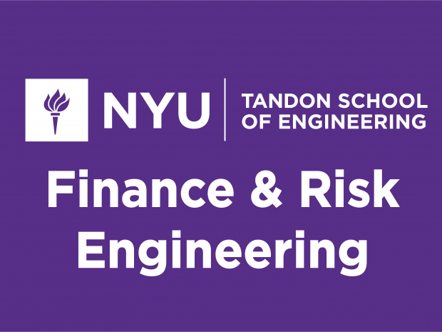 NYU Tandon Finance & Risk Engineering logo