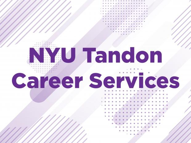 NYU Tandon Career Services