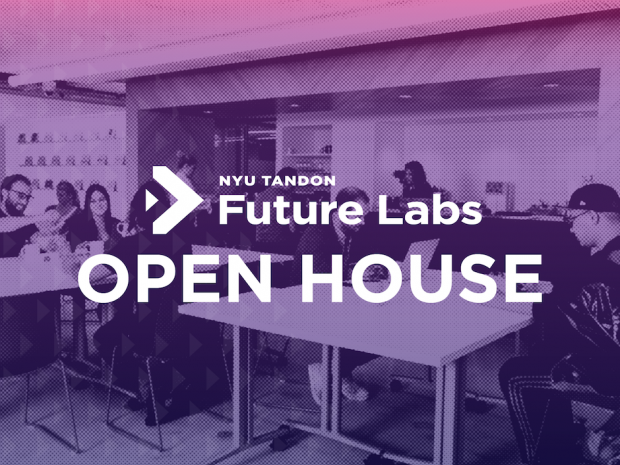 Banner for Future Labs Open House