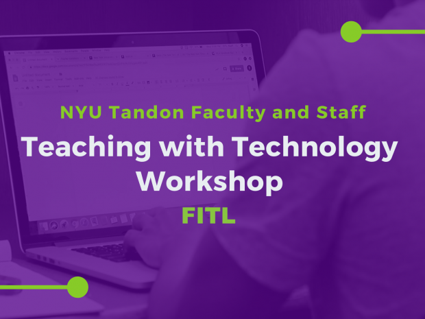 FITL Teaching with Technology Workshop
