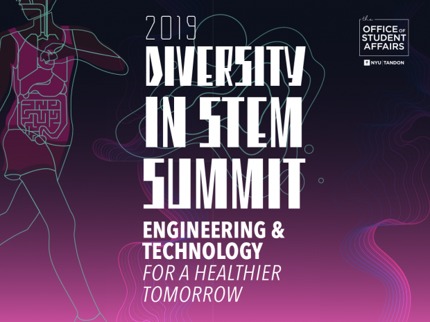 Flyer for 2019 Diversity in STEM Summit