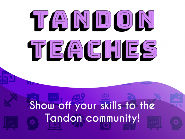 Logo for Tandon Teaches Program