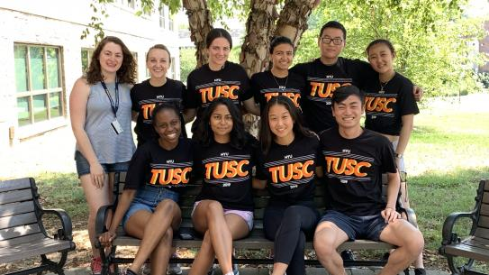 all members of the Tandon Undergraduate Student Council for 2019