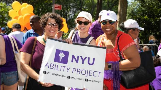NYU Ability project