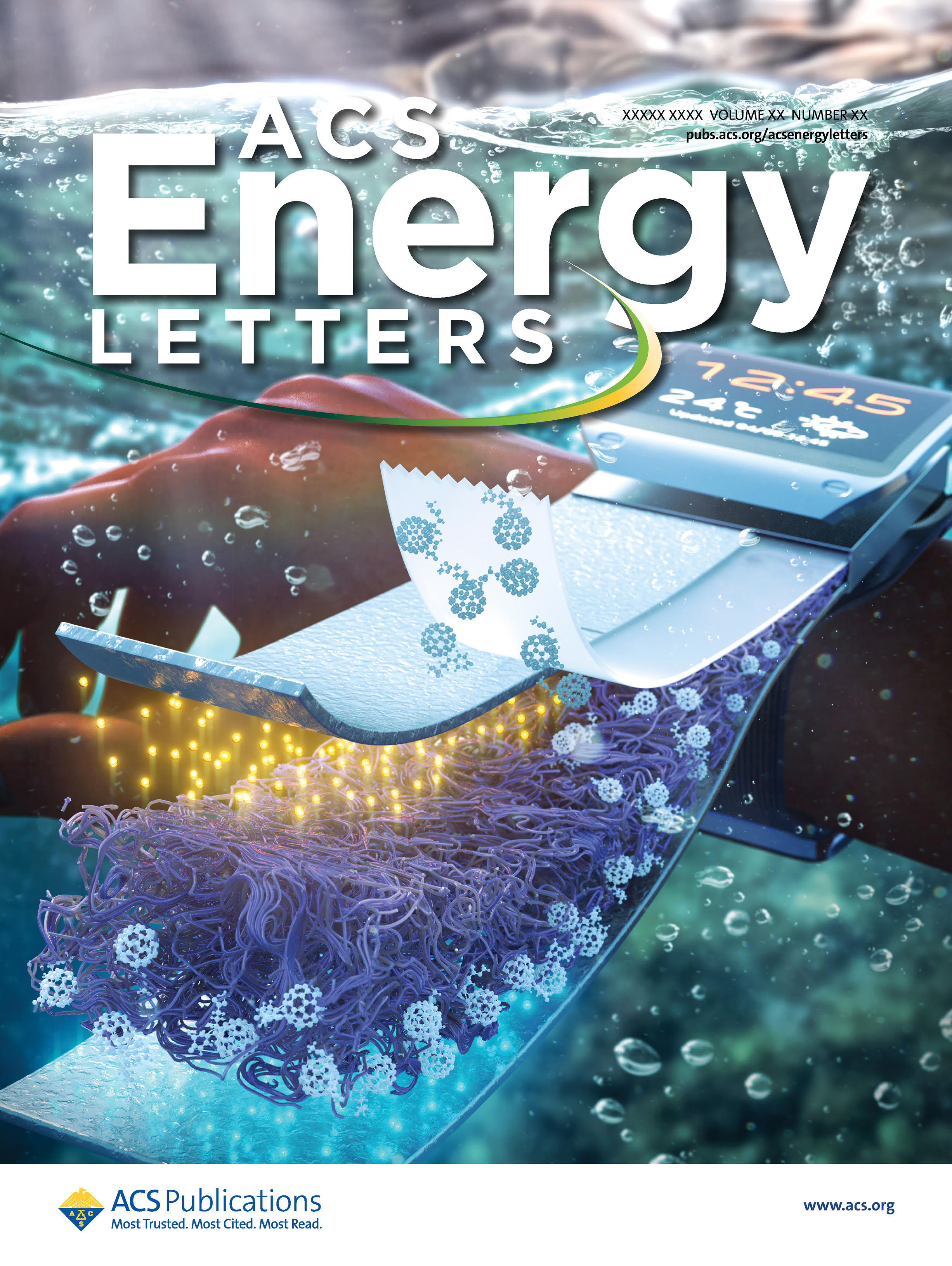ACS Energy Letters journal cover