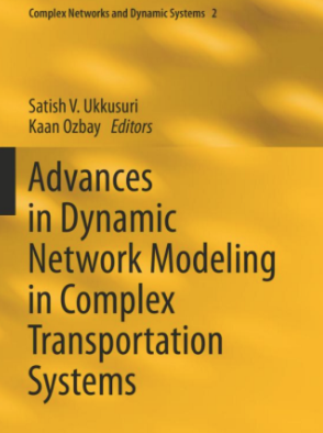 Book about dynamic network modelling
