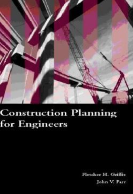 Book about construction planning