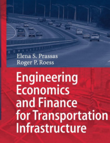 Book about engineering economics and finance