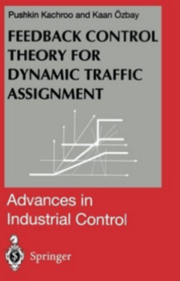 Book about control theories