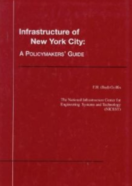 Book about the Infrastructure of New York City