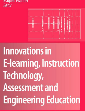 Book about e-learning
