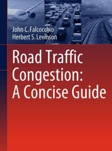 Book about road traffic congestion