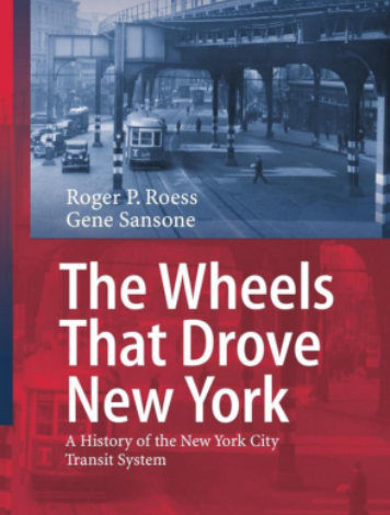 Book about New York traffic
