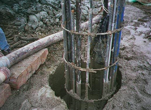 Drilled shaft defects