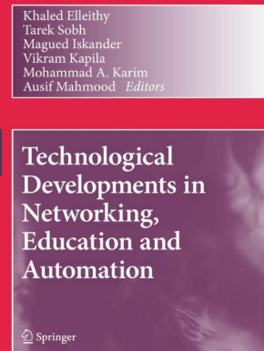 Book about technological developments