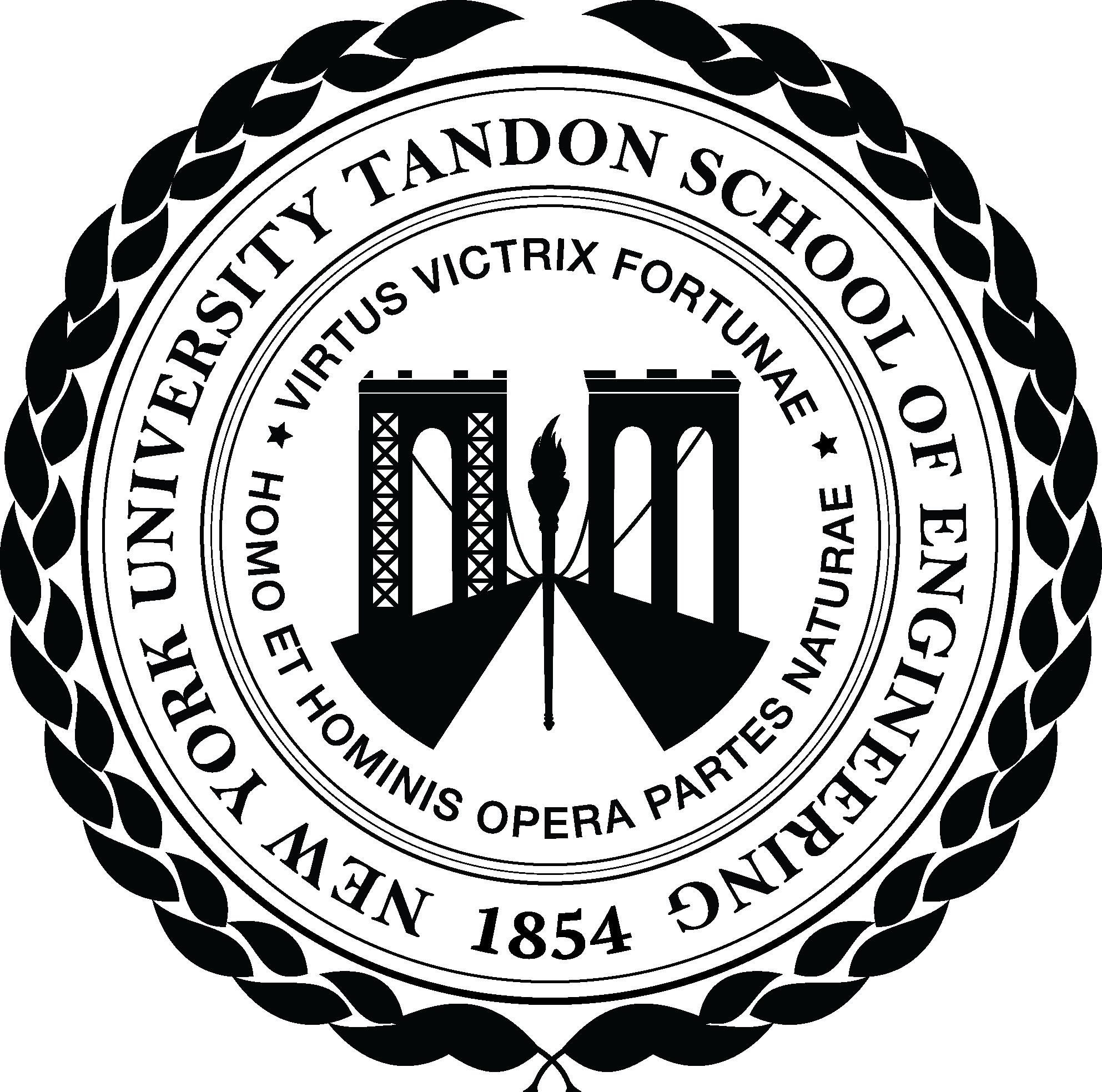 tandon history nyu tandon school of engineering Who Made the Henry J tandon seal